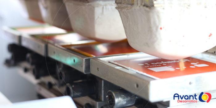 servicio de tampografía para productos en plástico